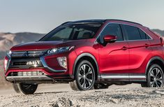 Behold the all-new 2019 Mitsubishi Eclipse Cross SUV debuted at Abuja International Trade Fair