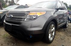 Ford Explorer 2012 Dark Grey for sale