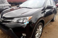 2013 Toyota RAV4 Black for sale