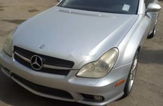 2007 Silver Mercedes-Benz CLS for sale