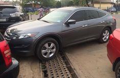 Almost brand new Honda Accord CrossTour 2010 Dark Grey for sale