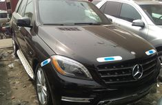 2013 Mercedes-Benz ML for sale