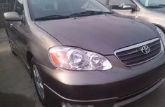 Tokunbo Toyota Corolla Sport for sale