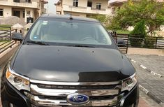 2014 Ford Edge Limited AWD Black for sale
