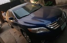 2008 Toyota Camry Blue for sale