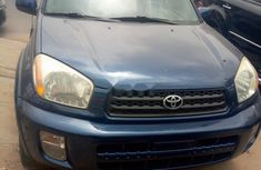 2003 Blue Toyota RAV4 for sale