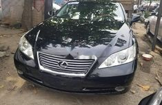 2008 Lexus ES Automatic Petrol well maintained Black for sale