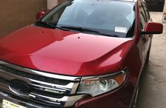 2011 Ford Edge Red for sale