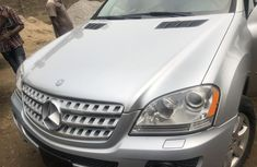 2006 Mercedes-Benz ML350 Silver for sale
