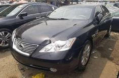 2007 Lexus ES Black for sale in Lagos