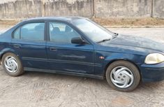 Blue 1996 Honda Civic for sale