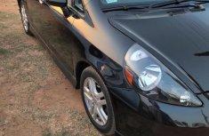 Honda Fit Sport 2007 Black for sale