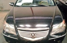 Acura CL 2007 Black for sale