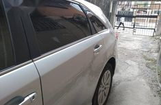 Toyota Venza 2010 Silver for sale