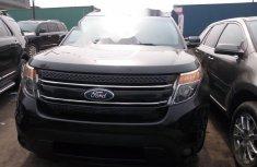 Ford Explorer 2011 Black for sale
