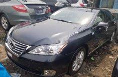 Lexus ES 2011 Black for sale
