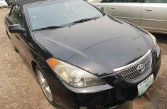 Toyota Solara 2005 Black for sale