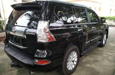 Well-maintained 2016 Lexus GX for sale in Lagos