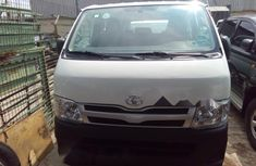 2010 White Toyota HiAce for sale