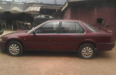 Neatly Used Honda Accord 1998 Red for sale