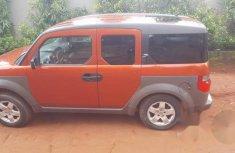 Honda Element 2006 Orange for sale
