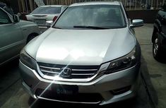 Honda Accord 2013 Petrol Automatic Grey/Silver for sale