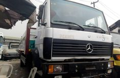2000 Mercedes-Benz 1113 White for sale in Lagos