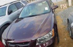 Almost brand new Hyundai Sonata Petrol 2006 Red for sale