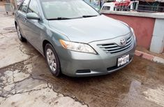 2007 Toyota Camry Blue for sale