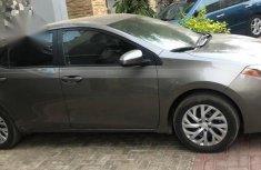 Toyota Corolla 2018 Gray for sale