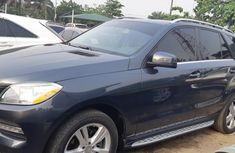 2013 Mercedes-Benz ML350 Grey for sale
