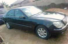 Mecedes Benz S500 2005 Blue for sale