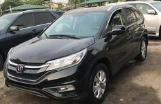 Honda CR-V 2013 Black for sale