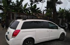 Nissan Quest 2005 White for sale