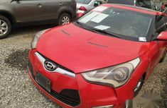 Hyundai Veloster 2012 Red for sale