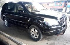 Honda Pilot SUV 2003 Black For Sale
