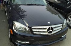 2011 Dark Grey Mercedes-Benz C300 for sale