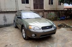 Subaru Outback 2007 Gold for sale