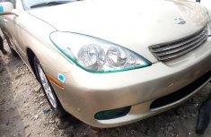 Lexus ES 2005 Gold for sale