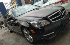 Mercedes-Benz C250 2010 Black for sale