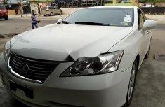 2008 Lexus ES White for sale