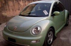 Volkswagen Beetle 2001 Green