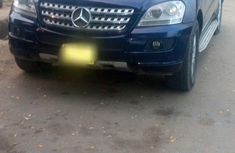 Mercedes-Benz ML350 2007 Blue for sale