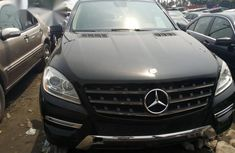 Mercedes Benz ML350 4matic 2010 Black for sale