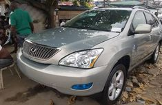 2009 Lexus RX Silver for sale in Lagos