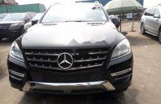 Mercedes-Benz ML350 2012 Black for sale