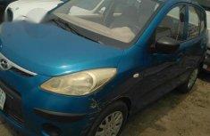 Hyundai I10 2006 Blue for sale