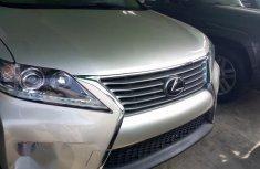 Lexus RX 2013 Gold for sale