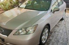 Lexus ES 350 2007 Gold limited