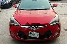 2012 Hyundai Veloster for sale in Lagos
